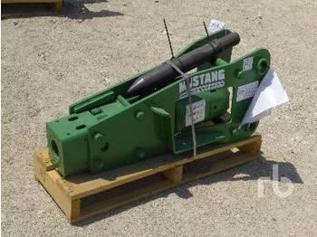 MUSTANG BRH125 - υδραυλικό σφυρί