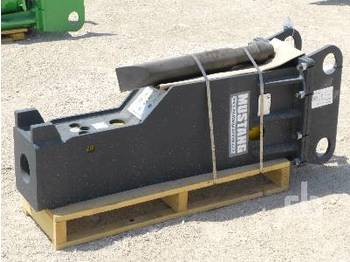 MUSTANG HM1000 - υδραυλικό σφυρί