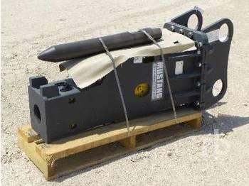 MUSTANG HM1300 - υδραυλικό σφυρί