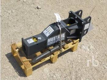 MUSTANG HM150 - υδραυλικό σφυρί
