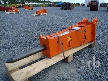 Star Hammer SH200 - hydraulic hammer