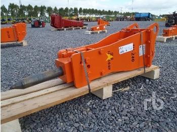 Star Hammer SH240 - hydraulic hammer