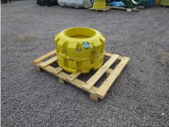 Attachment John Deere Hinterrad