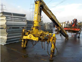 Atlas 3008 - loader crane