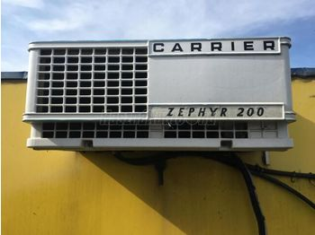 Refrigerator unit Carrier Zephyr 200