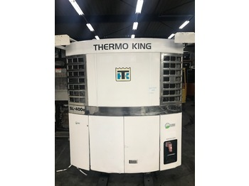 THERMO KING SL Spectrum-30 refrigerator unit from Netherlands for