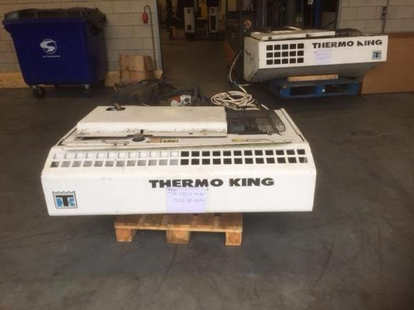 Thermo King CD-II max refrigerator unit from United Kingdom for sale