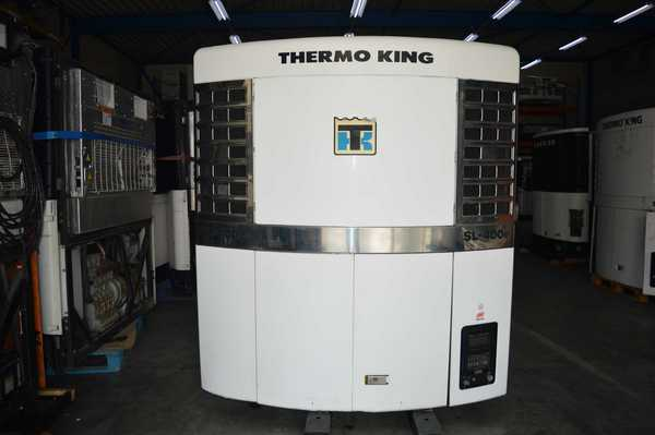Thermo King SL400e refrigerator unit from United Kingdom for sale at
