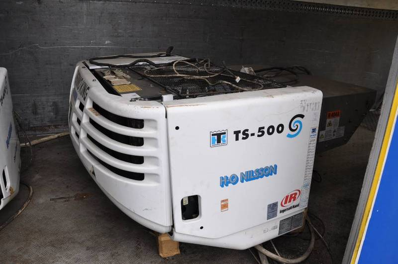 Thermo King TS 300, 500 refrigerator unit from Sweden for sale at