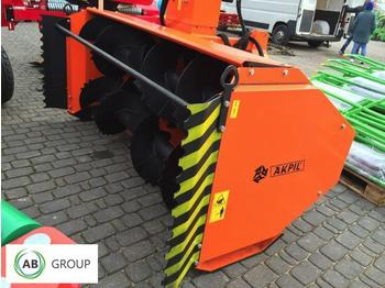 Akpil Schneefraese Stratus 2/Snow blower /Снегоочиститель Akpil Stratus 2/Máquina quitanieves/odśnieżarka - snow blower