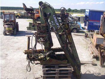 DIV. LOGLIFT RZ 77 R. - truck mounted crane