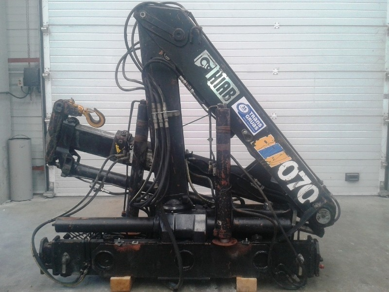 hiab 070 truck mounted crane from spain for sale at truck1 id 1604618 rh truck1 eu