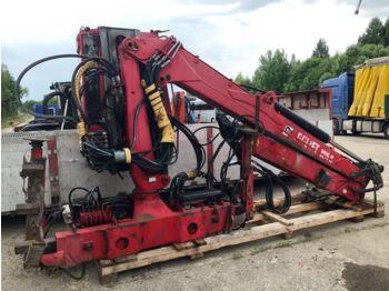 LOGLIFT 105 - truck mounted crane