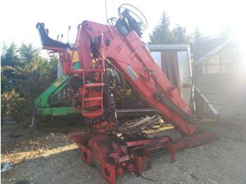 LOGLIFT 135 Z79 - truck mounted crane