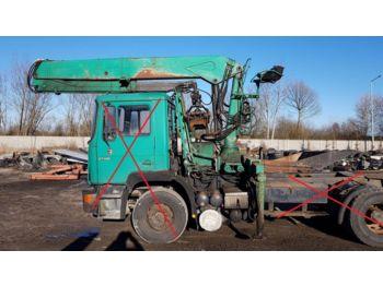 LOGLIFT F190 S - truck mounted crane