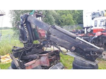 LOGLIFT Loglift F95S76R - truck mounted crane
