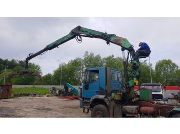 LOGLIFT Super GZ 75NDA+ graps - truck mounted crane