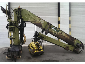 Loglift F241 SL - truck mounted crane