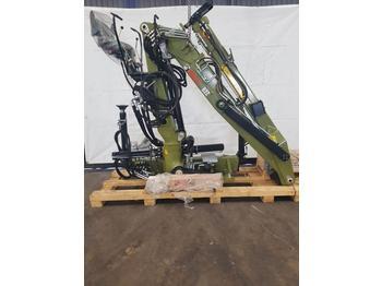 Loglift F82 Z 72 - truck mounted crane