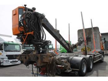 Loglift F 105S79R - truck mounted crane