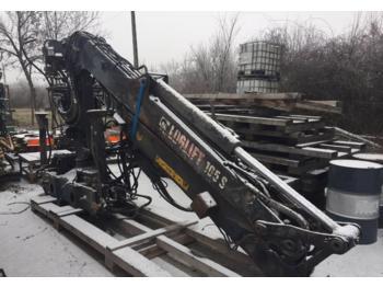 Loglift F 105 ST96 - truck mounted crane
