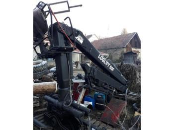 Loglift F 60 FT85  - truck mounted crane
