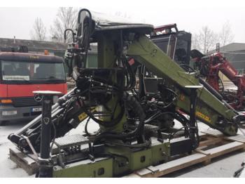 Loglift F 82ST97  - truck mounted crane