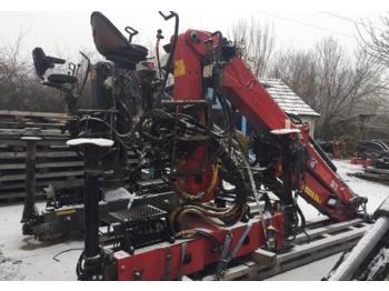 Loglift F 96S79R  - truck mounted crane