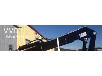 Loglift - Mesera F 51 Lyftbom  - truck mounted crane