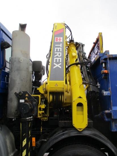 Truck mounted crane Terex TLC 190 2E Kran, Funk, Neuwertiger Zustand -  Truck1 ID: 1915587