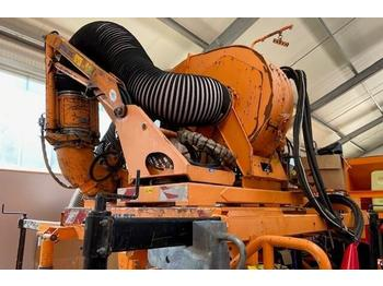 Unimog Saugmulcher Mulag SB500F  - παρελκόμενα