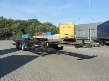 Tirsan CS 40/45 ft chassis 5x, Also for High cube conta - Container/ Wechselfahrgestell Auflieger
