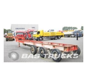 Tirsan TIRO 2003/lL.0 - Container/ Wechselfahrgestell Auflieger