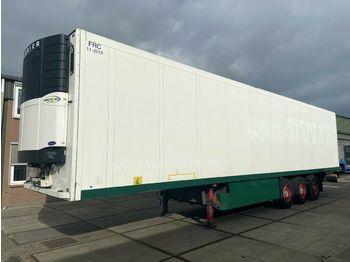 Schmitz Cargobull SKO 24 Carrier Vector   2 Liftachse   TUV  - Kühlkoffer Auflieger