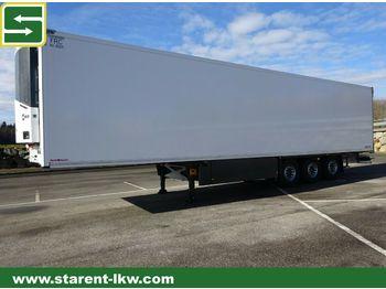 Kühlkoffer Auflieger Schmitz Cargobull Thermotrailer Thermo K. SLXi300, Palka,DD+Balken