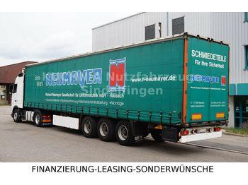 Krone SDP 27 Standard Bordwände 12642XL Lift TÜV 05/21  - Plane Auflieger