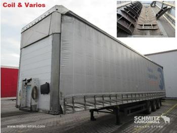 Schmitz Cargobull Curtainsider Coil - Plane Auflieger