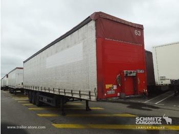 Schmitz Cargobull Curtainsider Standard Taillift - Plane Auflieger