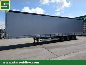 Plane Auflieger Schmitz Cargobull Megatrailer, Hubdach, XL Zertifikat