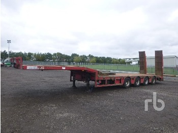 Tirsan LB4E Quad/A - Tieflader Auflieger