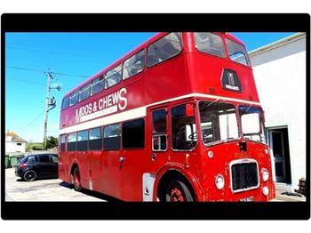 Autobus me kabinë të dyfishtë Leyland PD3/5 Titan Ex-Ribble-LEZ Exempt