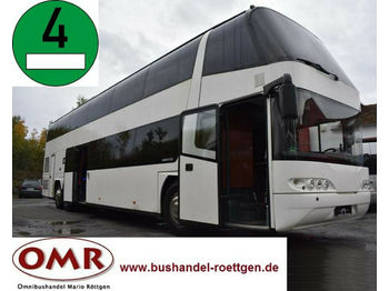 Autobus me kabinë të dyfishtë Neoplan N 1122/3L/Nightliner/328/Tourliner/Party-Wohnm.: foto 1