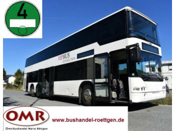 Autobus me kabinë të dyfishtë Neoplan N 4426/3 L Centroliner / Orginal km / 97 Sitze