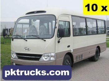 Hyundai County deluxe 4x2 - autobus qyteti