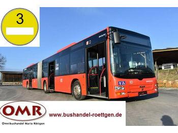 Autobus qyteti MAN A 23 Lion`s City G / O 530 / Urbino 18