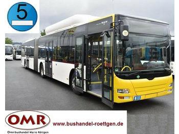 Autobus qyteti MAN A 23 / O 530 G / CNG / EEV / Klima /org. KM