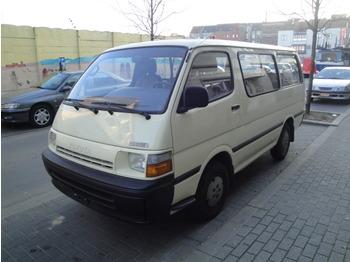 TOYOTA Hiace -mini-bus 12 places - autobus qyteti