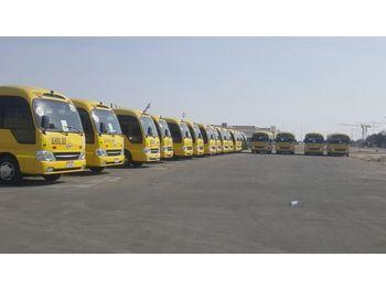 TOYOTA Coaster - / - Hyundai County .... 32 seats ...6 Buses available. - autobus suburban