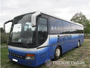 EvoBus Setra S 313 UL - minibus