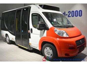 Fiat Bürgerbus+Rollstuhlrampe-City-Überlandshuttle - minibus